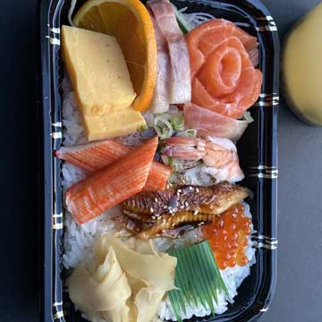 U Sushi